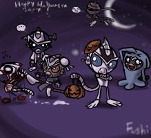 Halloween from the SRMTHFG by Fushidane