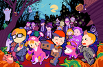 HALLOWEEN BOUND by MaximoVLorenzo