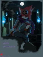 Happy HaIIoween by RedWolfXlll