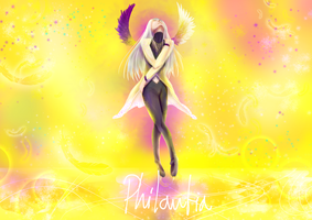 Philautia by NiwaHanake