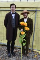 Vincent and the Doctor by uNde