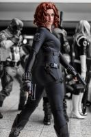 BLACK WIDOW - LSCC 2013 by methosivanhoe