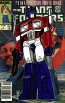 Classic Optimus Prime by RWhitney75