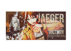 J A E G E R ~ by MonstersOnTheField