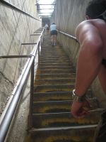 Srsly Steep Stairs by qwerty1198