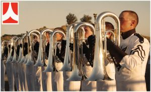 Phantom Regiment 2011 - Horns by Ambyrion