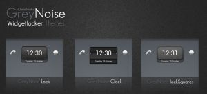 GreyNoise Widgetlocker Theme by chrisbanks2