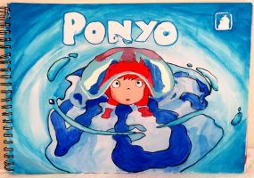 Ponyo by canned-sardines