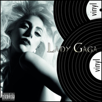 Lady Gaga Cover Vinil by fazhiionztar