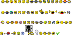 TSG's Cool Smiley Pack by TSG-Arakara