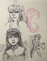 Sketchy page - 4 by LauraPex