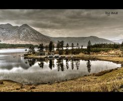 Inagh Valley by StateOfKaos