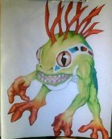 Murloc by Seanoflinn6
