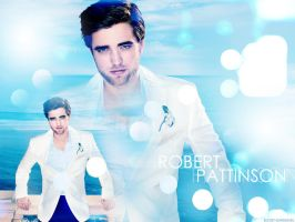 Robert Pattinson by angie-sg