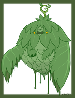 Monster Month #19 - Elder Brussel Sprout by The-Knick