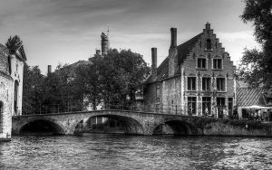 Bruges BW by Chaton75