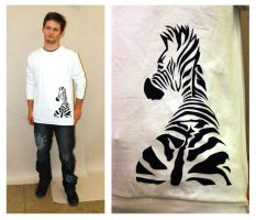Zebra Design by Flincus
