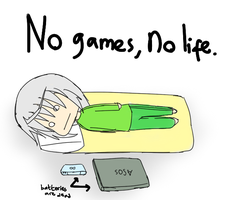 TBH- (The boarding camp's event) No Games, No Life by pengguchan