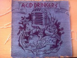 Acid Drinkers by DButterfly1969