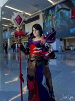 Blizzcon 2011 Warlock by lyeric
