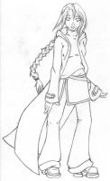 FMA character -pencil sketch- by invader-gir