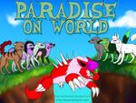 Paradise on World (Cover) by Wolfwrathknight