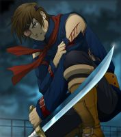 V for Vyse by doubleleaf