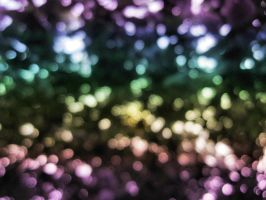 Rainbow Bokeh by SalmasPhotos