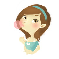 Nena png by Polidesigns