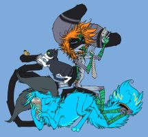 Badum Seat WIP III . Flat Colour by Serge-Stiles