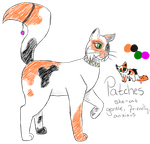 Patches Ref by pony701