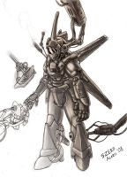 Mech Armour mk5 by s0lar1x