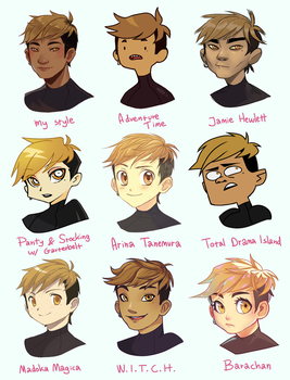 Style Challenge by Dotswap