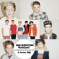 #1 One Direction Photoshoot by CrazyPhotopacks