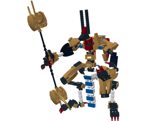 Anubis mecha final