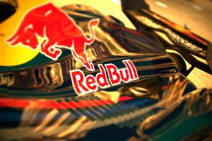 Red Bull Racing Background by ProTharan