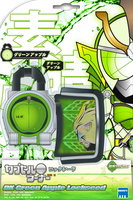 Green Apple Lockseed w Faceplate by netro32