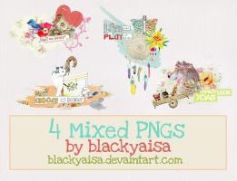 Mixed PNGs :6 by blackyaisa