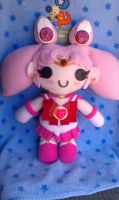 Kawaii Sailor Chibi Moon by TiffyyyCuppyCake