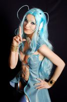 Sailor Moon : Anima Mates : Alumina Siren by elsch