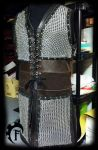 Chain mail vest by Feral-Workshop