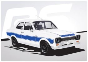 Escort-MK1-RS2000 by GovectorZ