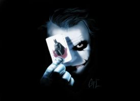 JOKER by gabrielinfanteTM