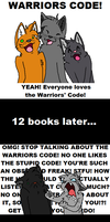 Warriors Code by Miiroku