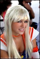 Sailor Venus ..Smile. by xReykax