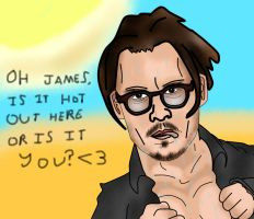 Johnnydepp by GagetheWalrus