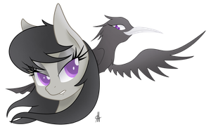 [MLP] Octavia's pet by Ardas91