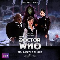Devil in the Smoke audiobook cover by Hisi79