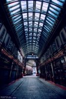 Leadenhall Market by jeffrowski2007
