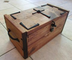 Coffin Nail Chest by zimzim1066